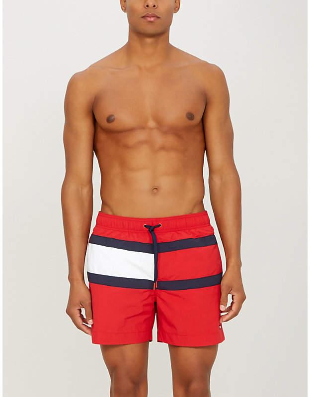 b9292edc7b Tommy Hilfiger Men's Swimsuits - ShopStyle