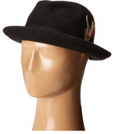 Scala All Season Snap Brim with Grosgrain Band