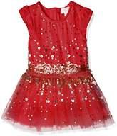 Pumpkin Patch Baby Girls 0-24m Tulle Sequin Dress,(Manufacturer Size:6-12M)