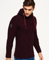 Superdry Blizzard Knit Hoodie