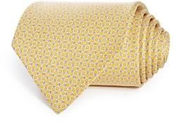 Salvatore Ferragamo Lampo Silk Classic Tie