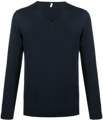 Cenere Gb V-neck jumper