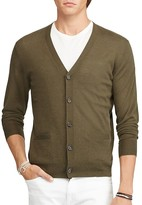 Polo Ralph Lauren Cashmere V-Neck Cardigan Sweater