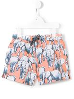 Sunuva - 'Elephant' swimshorts - kids - Polyester - 4 yrs