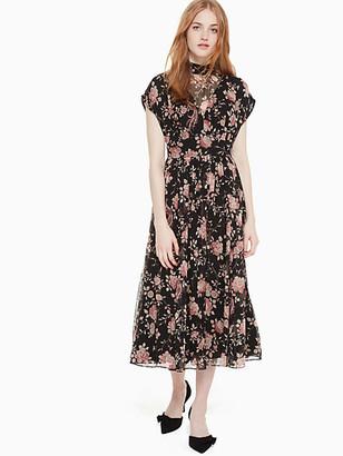 Kate Spade Chinoiserie Natalle Dress