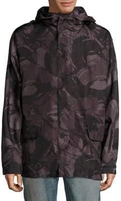 Belstaff Westbury Camouflage Printed Jacket