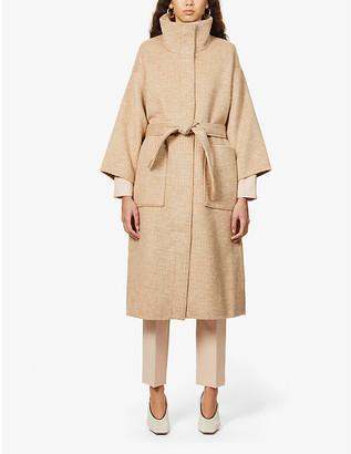 Camilla And Marc Berlin wool-blend coat