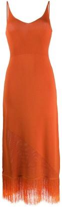 Pinko Knitted Midi Dress