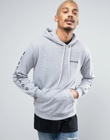 Antioch Font Print Hoodie