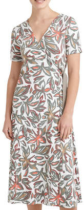 Sportscraft Agave Print Dress