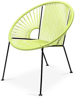 Mexa Ixtapa Lounge Chair - Apple Green