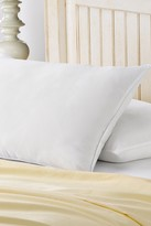 2-Pack 220 Thread Count Microfiber Gel Filled Firm Pillow