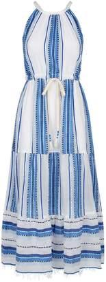 Lemlem Welela Stripe Halterneck Dress
