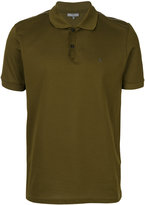 Lanvin L embroidered polo shirt