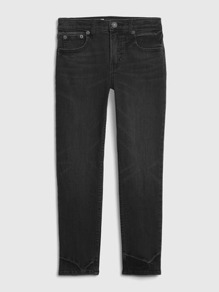 Gap Kids High Rise Pencil Ankle Jeans with Stretch
