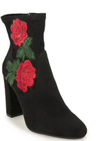 Steve Madden Edition - Embroidered Bootie