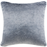 Faux Plush Fur Skyler Pillow