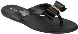Aerosoles Slip-On Thong Sandals - Cassville