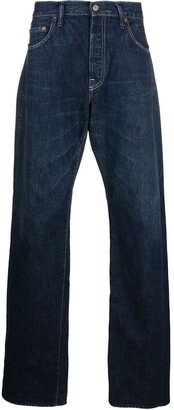 Yohji Yamamoto Pre Owned 2000s Loose-Fit Jeans