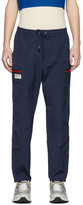 Gucci Navy Waterproof Lounge Pants