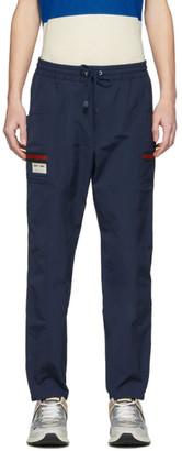Gucci Navy Waterproof Lounge Pants