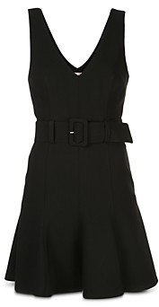 Cinq à Sept Jordan Belted Mini Dress