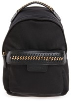 Stella McCartney Mini Falabella Go Backpack - Black
