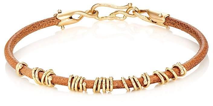 "Dean Harris Men's ""Jump Ring"" Bracelet"