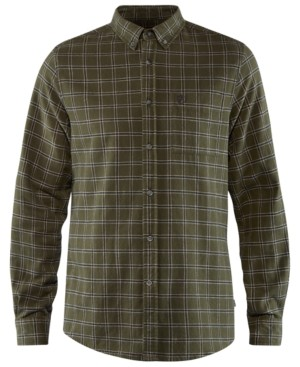 Fjallraven Men's Ovik Flannel Shirt