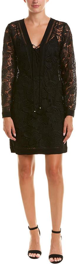 Hale Bob Lace Slip Dress