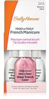 Sally Hansen Hard As Nails French Manicure Set - Sheer Opal - 3 ct