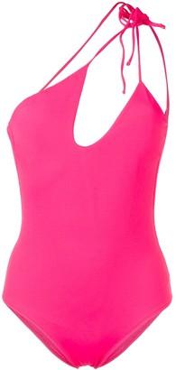 Sian Swimwear Asymmetric Swimsuit