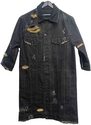 Filles a papa Black Denim - Jeans Dress for Women