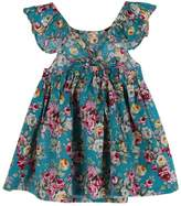 Zhengpin Kid Clothing Set Newborn Baby Girl Clothes Summer Dress Outfits