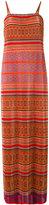 Mes Demoiselles pleated column dress - women - Polyester - 36