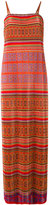 Mes Demoiselles pleated column dress - women - Polyester - 38