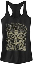 Disney Juniors' Disney's Sleeping Beauty Maleficent Branch Throne Tank Top