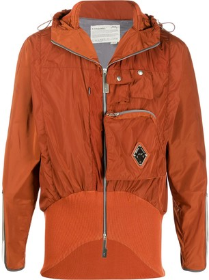 A-Cold-Wall* Ventral PVC-insert jacket