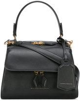 Victoria Beckham double zip tote - women - Leather/Polyamide/Polyurethane - One Size