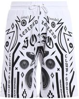 Marcelo Burlon County of Milan Rico Short Track Pants