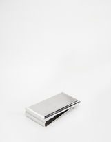 Ted Baker Money Clip - Silver