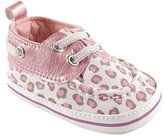 Luvable Friends Girl's Boat Shoe