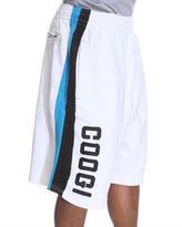 Coogi thrones fleece shorts