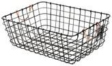 Threshold Antique Pewter Decorative Wire Basket - Black