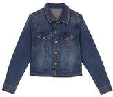 Melissa McCarthy Plus Faded Denim Jacket