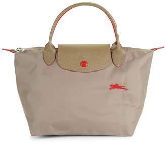 Longchamp Small Le Pliage Club Top Handle Bag