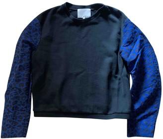 3.1 Phillip Lim Black Cotton Knitwear for Women
