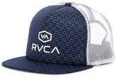 RVCA Riffs Trucker Snap Back Hat
