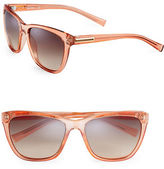Calvin Klein 58mm Wayfarer Sunglasses