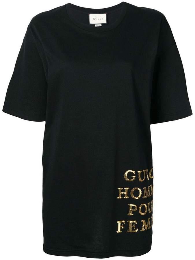 ecb0ae27 Gucci T Shirts For Women - ShopStyle Canada